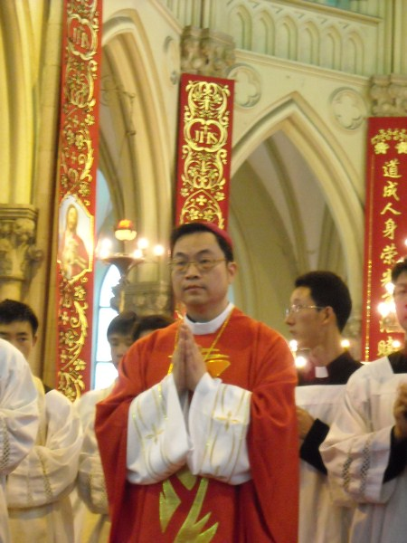 Bishop Thaddeus Ma Daqin
